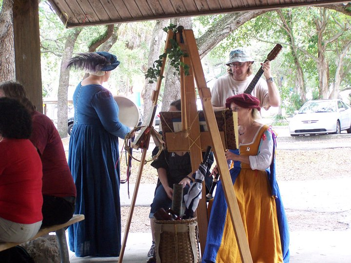 16th Century Membership Picnic 2011